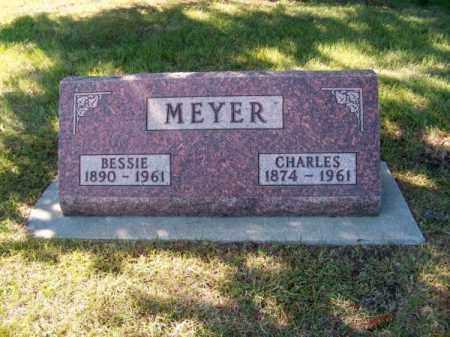 MEYER, BESSIE - Brown County, Nebraska | BESSIE MEYER - Nebraska Gravestone Photos
