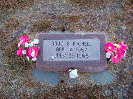 MICHEEL, DOUG E. - Brown County, Nebraska | DOUG E. MICHEEL - Nebraska Gravestone Photos