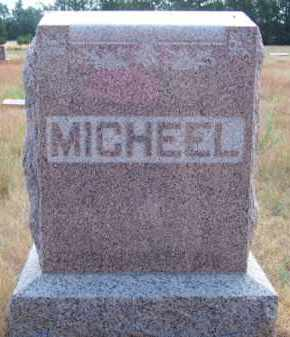 MICHEEL, FAMILY - Brown County, Nebraska | FAMILY MICHEEL - Nebraska Gravestone Photos