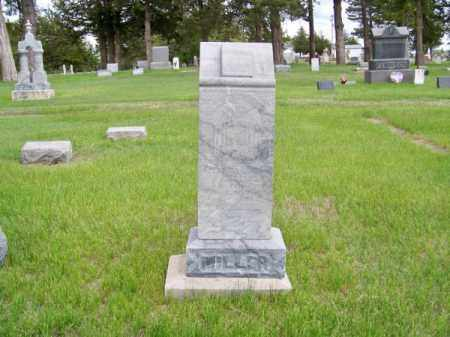 GUSTAFSON MILLER, AMANDA - Brown County, Nebraska | AMANDA GUSTAFSON MILLER - Nebraska Gravestone Photos