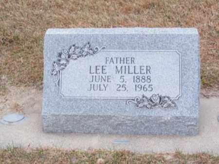 MILLER, LEE - Brown County, Nebraska   LEE MILLER - Nebraska Gravestone Photos