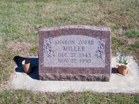 MILLER, SHARON - Brown County, Nebraska | SHARON MILLER - Nebraska Gravestone Photos