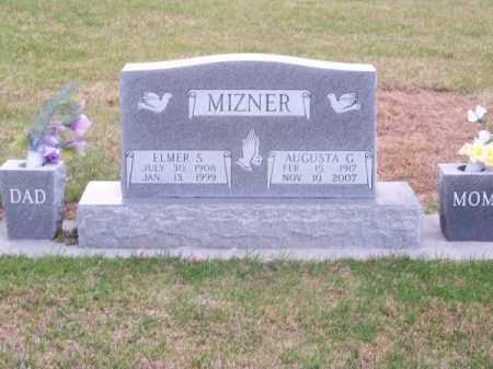 MIZNER, AUGUSTA G. - Brown County, Nebraska | AUGUSTA G. MIZNER - Nebraska Gravestone Photos