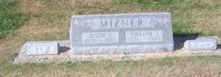 MIZNER, JESSIE L. - Brown County, Nebraska | JESSIE L. MIZNER - Nebraska Gravestone Photos