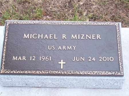 MIZNER, MICHAEL R. - Brown County, Nebraska | MICHAEL R. MIZNER - Nebraska Gravestone Photos