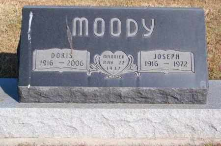 MOODY, DORIS - Brown County, Nebraska | DORIS MOODY - Nebraska Gravestone Photos