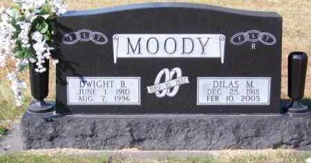 MOODY, DILAS M. - Brown County, Nebraska | DILAS M. MOODY - Nebraska Gravestone Photos