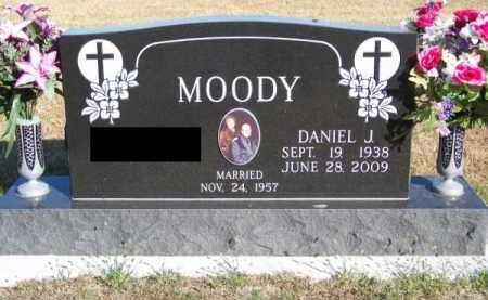 MOODY, DANIEL J. - Brown County, Nebraska | DANIEL J. MOODY - Nebraska Gravestone Photos