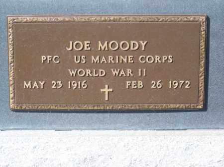 MOODY, JOE - Brown County, Nebraska | JOE MOODY - Nebraska Gravestone Photos