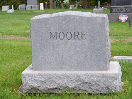 MOORE, FAMILY - Brown County, Nebraska | FAMILY MOORE - Nebraska Gravestone Photos