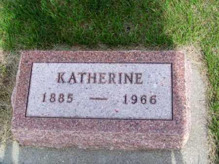 MOORE, KATHERINE - Brown County, Nebraska   KATHERINE MOORE - Nebraska Gravestone Photos