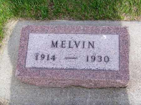 MOORE, MELVIN - Brown County, Nebraska | MELVIN MOORE - Nebraska Gravestone Photos