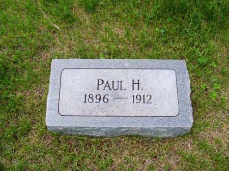 MOORE, PAUL H. - Brown County, Nebraska | PAUL H. MOORE - Nebraska Gravestone Photos