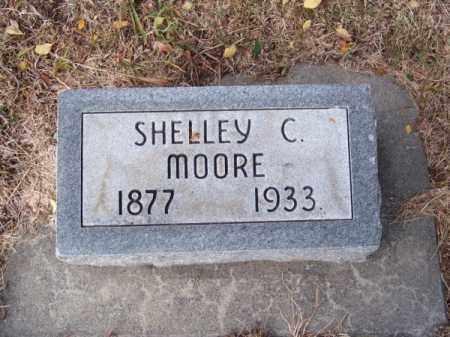MOORE, SHELLEY C. - Brown County, Nebraska | SHELLEY C. MOORE - Nebraska Gravestone Photos