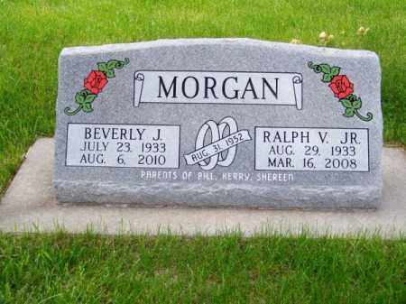 MORGAN, RALPH V. JR. - Brown County, Nebraska   RALPH V. JR. MORGAN - Nebraska Gravestone Photos