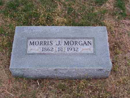 MORGAN, MORRIS J. - Brown County, Nebraska | MORRIS J. MORGAN - Nebraska Gravestone Photos