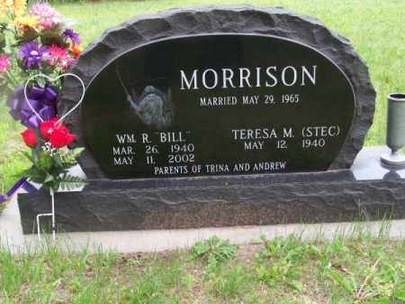 "MORRISON, WM. R. ""BILL"" - Brown County, Nebraska   WM. R. ""BILL"" MORRISON - Nebraska Gravestone Photos"