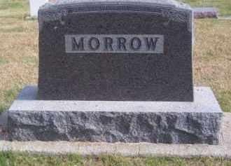 MORROW, FAMILY - Brown County, Nebraska | FAMILY MORROW - Nebraska Gravestone Photos