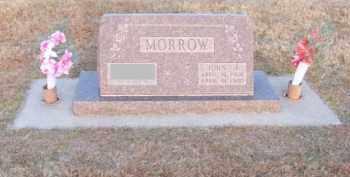 MORROW, JOHN J. - Brown County, Nebraska   JOHN J. MORROW - Nebraska Gravestone Photos