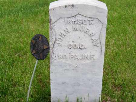 MURRAY, JOHN - Brown County, Nebraska   JOHN MURRAY - Nebraska Gravestone Photos