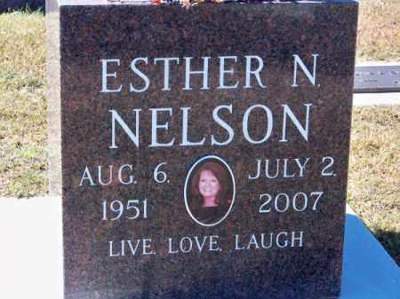 NELSON, ESTHER N. - Brown County, Nebraska | ESTHER N. NELSON - Nebraska Gravestone Photos