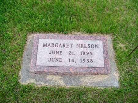 NELSON, MARGARET - Brown County, Nebraska | MARGARET NELSON - Nebraska Gravestone Photos