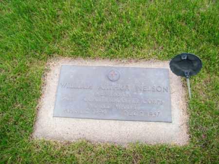 NELSON, WILLIAM ARTHUR - Brown County, Nebraska   WILLIAM ARTHUR NELSON - Nebraska Gravestone Photos