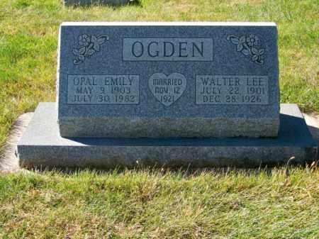 OGDEN, OPAL EMILY - Brown County, Nebraska | OPAL EMILY OGDEN - Nebraska Gravestone Photos