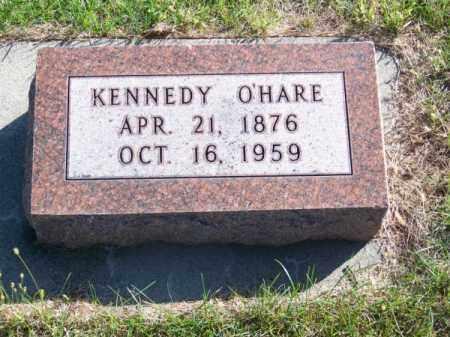 O'HARE, KENNEDY - Brown County, Nebraska | KENNEDY O'HARE - Nebraska Gravestone Photos