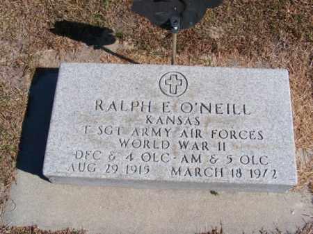 O'NEILL, RALPH E. - Brown County, Nebraska   RALPH E. O'NEILL - Nebraska Gravestone Photos