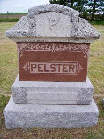 PELSTER, FAMILY - Brown County, Nebraska | FAMILY PELSTER - Nebraska Gravestone Photos