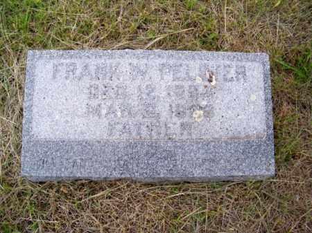 PELSTER, FRANK W. - Brown County, Nebraska | FRANK W. PELSTER - Nebraska Gravestone Photos