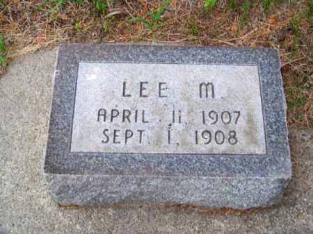 PRATT, LEE M. - Brown County, Nebraska | LEE M. PRATT - Nebraska Gravestone Photos