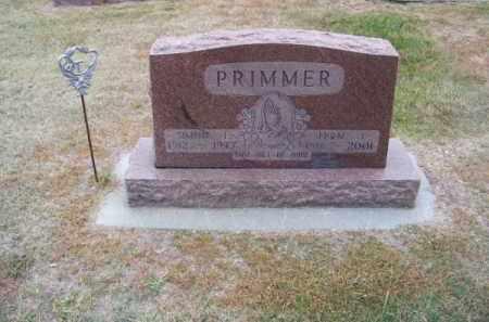 PRIMMER, FERN I. - Brown County, Nebraska | FERN I. PRIMMER - Nebraska Gravestone Photos