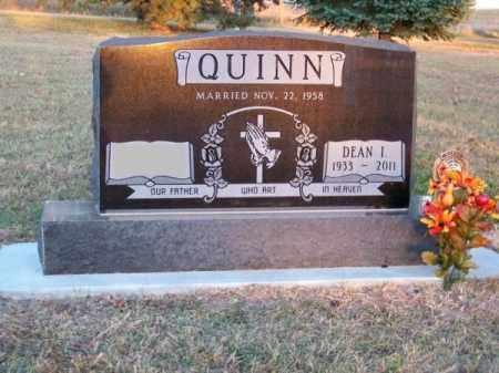 QUINN, DEAN I. - Brown County, Nebraska | DEAN I. QUINN - Nebraska Gravestone Photos