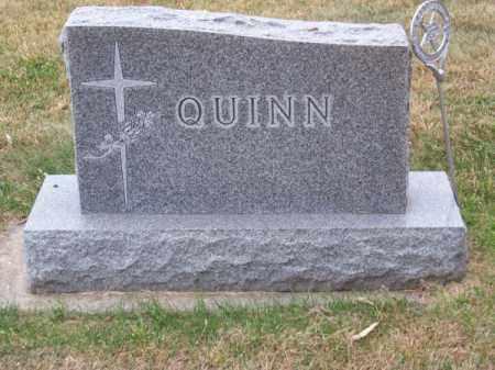 QUINN, FAMILY - Brown County, Nebraska   FAMILY QUINN - Nebraska Gravestone Photos