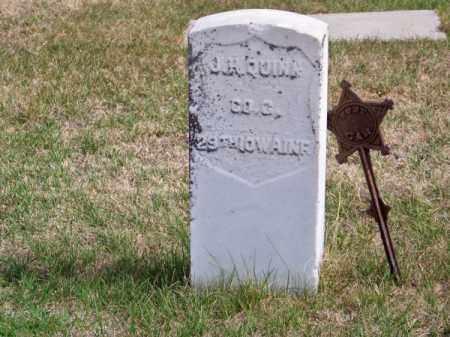 QUINN, J. H. - Brown County, Nebraska | J. H. QUINN - Nebraska Gravestone Photos