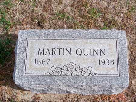 QUINN, MARTIN - Brown County, Nebraska | MARTIN QUINN - Nebraska Gravestone Photos