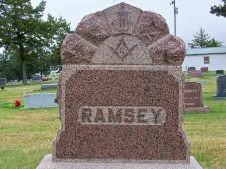 RAMSEY, FAMILY - Brown County, Nebraska | FAMILY RAMSEY - Nebraska Gravestone Photos