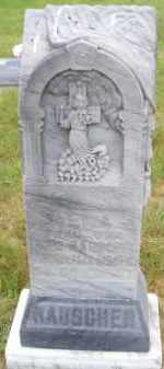 RAUSCHER, ALMA - Brown County, Nebraska   ALMA RAUSCHER - Nebraska Gravestone Photos
