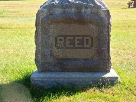 REED, FAMILY - Brown County, Nebraska   FAMILY REED - Nebraska Gravestone Photos