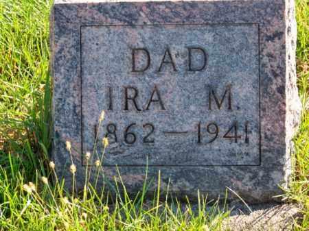 REED, IRA M. - Brown County, Nebraska | IRA M. REED - Nebraska Gravestone Photos