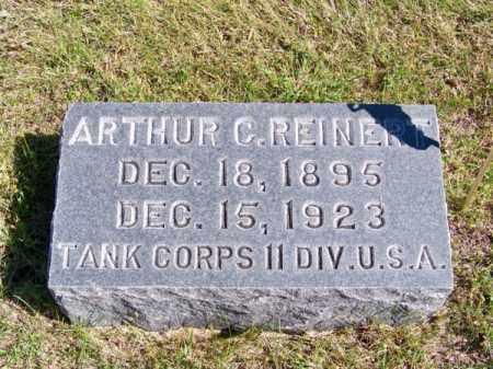 REINERT, ARTHUR C. - Brown County, Nebraska | ARTHUR C. REINERT - Nebraska Gravestone Photos