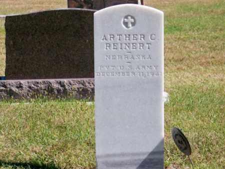REINERT, ARTHER C. - Brown County, Nebraska | ARTHER C. REINERT - Nebraska Gravestone Photos
