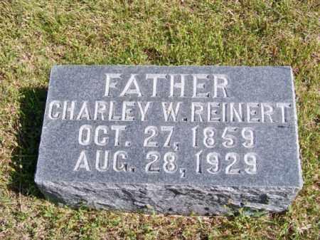 REINERT, CHARLEY W. - Brown County, Nebraska | CHARLEY W. REINERT - Nebraska Gravestone Photos