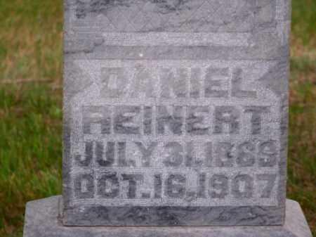 REINERT, DANIEL - Brown County, Nebraska | DANIEL REINERT - Nebraska Gravestone Photos