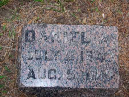 REINERT, DANIEL A. - Brown County, Nebraska   DANIEL A. REINERT - Nebraska Gravestone Photos
