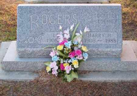 ROGERS, LEOTA - Brown County, Nebraska | LEOTA ROGERS - Nebraska Gravestone Photos