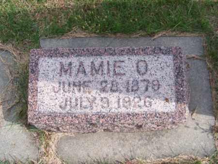 ROLSTON, MAMIE O. - Brown County, Nebraska | MAMIE O. ROLSTON - Nebraska Gravestone Photos
