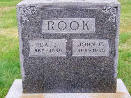 ROOK, IDA J. - Brown County, Nebraska | IDA J. ROOK - Nebraska Gravestone Photos